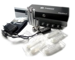Acheter sa première e-cigarette - Mon premier achat : un pack E-Go C 650 mah
